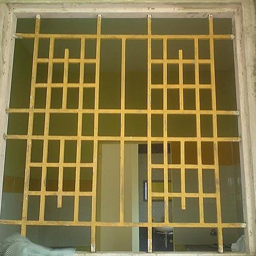 Steel Window Grills Design