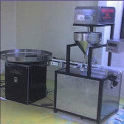 Single Head Powder Filling Machines