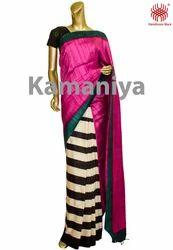 Silk Half N Half Silk Saree