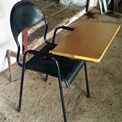 Metal School Furniture