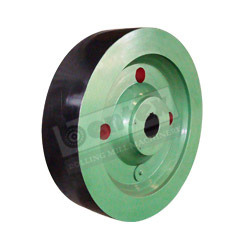 V-Belt Pulley Type Flywheels