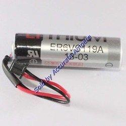 Toshiba Er6vc119 A 3.6v Aa Lisocl2 Lithium Battery CNC PLC