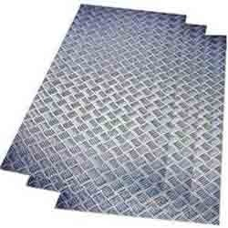 SS Chequered Plate / Stainless Steel Checkered Sheet