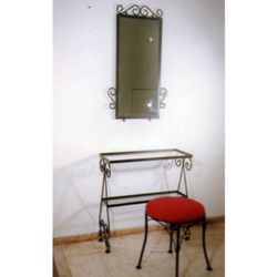 Wrought Iron Fabricated Bedroom Furniture