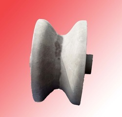 CI Bevel Pulley