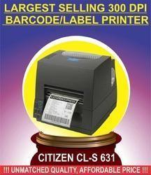 Semi Industrial Barcode Printer