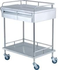 Hospital Instruments Trolleys