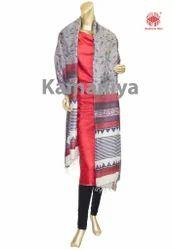 Tussar Suit Material