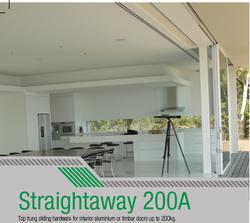 Straightaway 200A