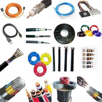 Electric Cables & Wires - All Types Of Wires And Cable, Wholesale ...