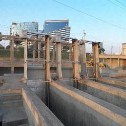 Mechanical Bar Screen for Waste Water