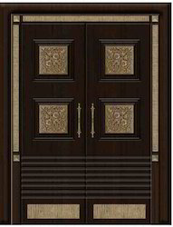 Design Brass Door