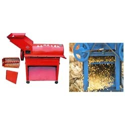 Corn Thresher Sheller Equipment