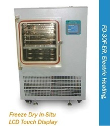 Electric Heating Freeze Dryer