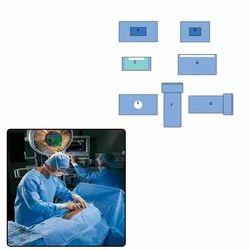 Disposable Laparoscopy Pack Drapes for Hospital