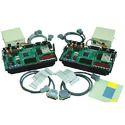 VLSI Development Platform with Wireless Communication