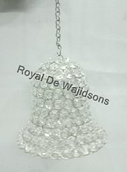Hanging Crystal Lamp