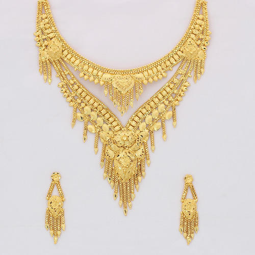 One Gram Gold Necklace Sets