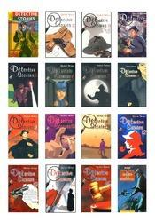 Sherlock Holmes Detective Story Book