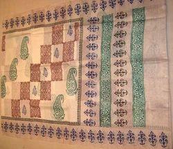 Printed Bamboo Silk Saree