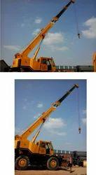 SLI System For Deck Cranes