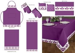 Colored Table & Kitchen Linen