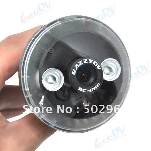 Bulb CCTV Security DVR Camera