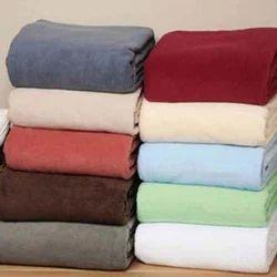 soft polar fleece blanket