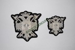 Eagle/ Shield/ Crown/ Cross Axes Badge
