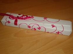 Folding Paper Boxes For Weddings, Favors