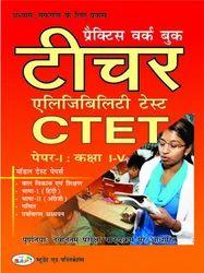 Practice Work Book CTET Paper I Kaksha I-V