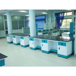 Modular Lab Furniture. Click To Zoom