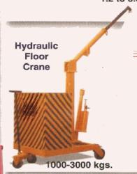 Hydraulic Floor Cr