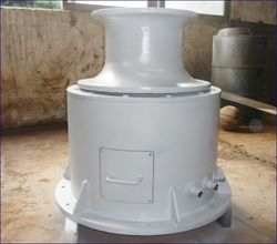 Hydraulic Capstan