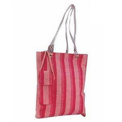 Fancy Jute Ladies Bag