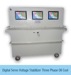 Three Phase Oil Cool Stabilizer
