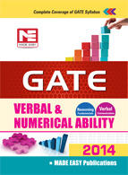 Gate 2014 Verbal Numerical Ability