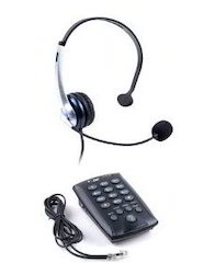Dial Pads Headsets