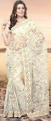 Pure Net Saree      Mn-2000