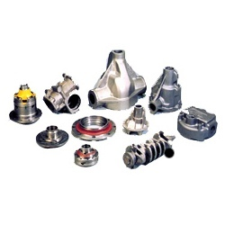 SG Iron Castings Components