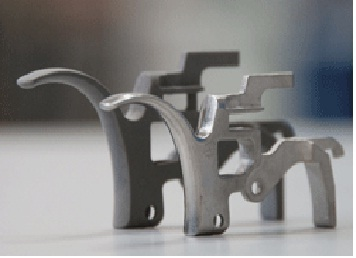 Powder Metal Injection Molding Part
