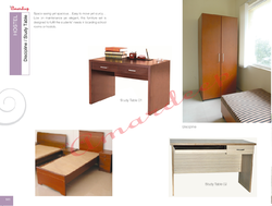 Hostel - Discipline / Study Table