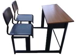 2 Seater Student Desk