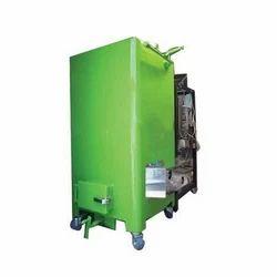 self powered garbage disposal system