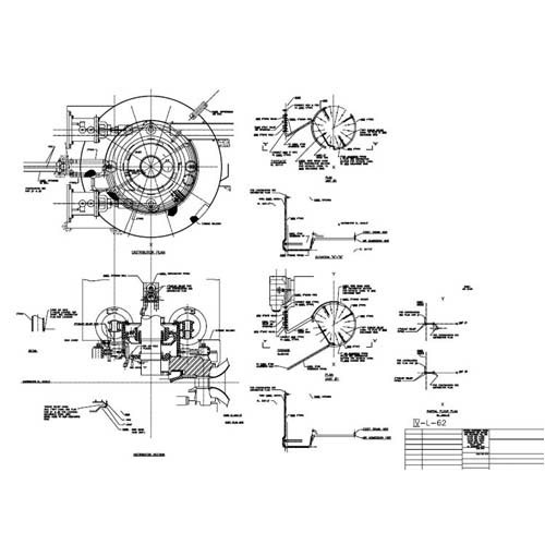 mep drafting drawing detailing design export india