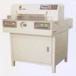 Automatic Guillotine Paper Cutter