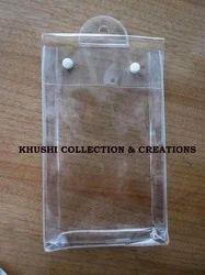 PVC Button Bags