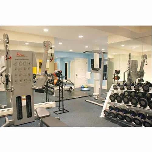 Interior Designing Services: Health Fitness Interiors Designing Services