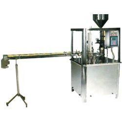 Automatic Glass Filling & Sealing Machine