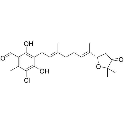 Ascofuranone